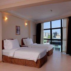 Champa Central Hotel комната для гостей