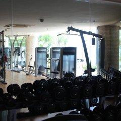Отель The Palm Wongamat Beach Pattaya Паттайя фитнесс-зал фото 4