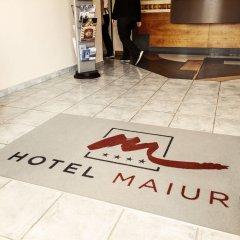 Отель Maiuri Италия, Помпеи - отзывы, цены и фото номеров - забронировать отель Maiuri онлайн интерьер отеля фото 2