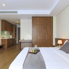 Отель Aurora Serviced Apartments - Adults Only Вьетнам, Хошимин - отзывы, цены и фото номеров - забронировать отель Aurora Serviced Apartments - Adults Only онлайн фото 2