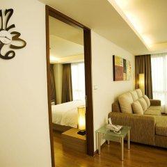 Golden Pearl Hotel Бангкок комната для гостей фото 5