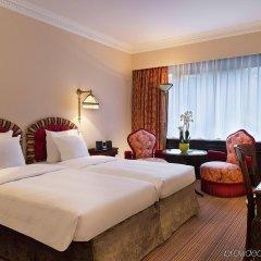 Отель Barsey by Warwick Бельгия, Брюссель - отзывы, цены и фото номеров - забронировать отель Barsey by Warwick онлайн комната для гостей фото 4