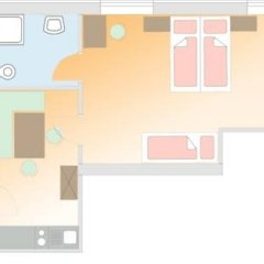 Отель Garni Fiegl Apart Австрия, Хохгургль - отзывы, цены и фото номеров - забронировать отель Garni Fiegl Apart онлайн интерьер отеля фото 2