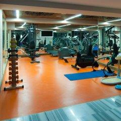 Отель Yasmak Comfort фитнесс-зал фото 2