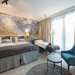 Отель Scandic Flesland Airport комната для гостей фото 2