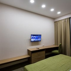 Альфа Отель 4* Стандартный номер с разными типами кроватей фото 10