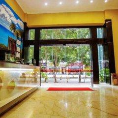 Отель Leisurely Hotel Shenzhen Китай, Шэньчжэнь - отзывы, цены и фото номеров - забронировать отель Leisurely Hotel Shenzhen онлайн интерьер отеля