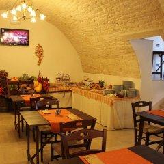 Отель Trulli Pietradimora B&B Альберобелло питание фото 3