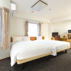 Отель MyStays Kameido Япония, Токио - отзывы, цены и фото номеров - забронировать отель MyStays Kameido онлайн комната для гостей фото 2