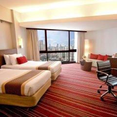 Ambassador Bangkok Hotel 4* Номер Делюкс фото 6