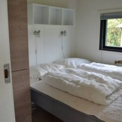 Отель MØrkholt Strand Camping & Cottages Боркоп комната для гостей фото 3