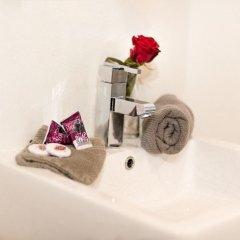 Отель Le Vénitien Бельгия, Льеж - отзывы, цены и фото номеров - забронировать отель Le Vénitien онлайн ванная фото 2