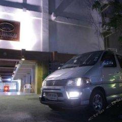 Отель Residence Rajtaevee Бангкок парковка
