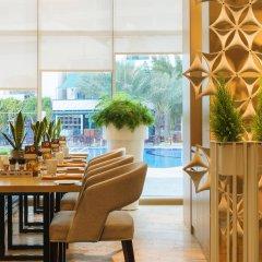 Отель Le Royal Meridien Abu Dhabi питание фото 2