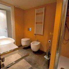 Отель Coeur de Ville Apartements Италия, Аоста - отзывы, цены и фото номеров - забронировать отель Coeur de Ville Apartements онлайн ванная