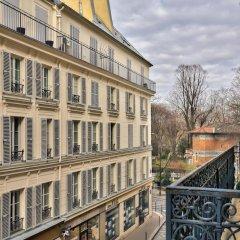 Отель 75 - Paris Assas балкон