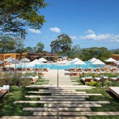 Отель W Costa Rica - Reserva Conchal бассейн