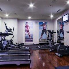 Отель Crowne Plaza Porto Порту фитнесс-зал фото 2