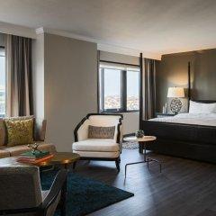 Отель Renaissance Washington, DC Downtown Hotel США, Вашингтон - 1 отзыв об отеле, цены и фото номеров - забронировать отель Renaissance Washington, DC Downtown Hotel онлайн комната для гостей фото 4