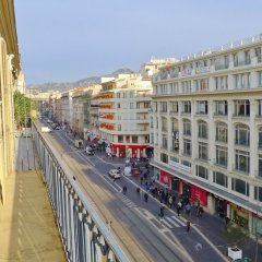 Отель Nice Etoile AP1007 балкон