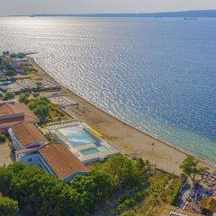 Etap Altinel Canakkale Турция, Гузеляли - отзывы, цены и фото номеров - забронировать отель Etap Altinel Canakkale онлайн пляж