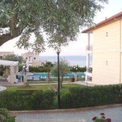 Отель Golden Residence Family Resort Греция, Ханиотис - отзывы, цены и фото номеров - забронировать отель Golden Residence Family Resort онлайн пляж фото 2