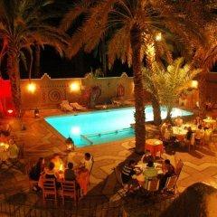 Отель Fibule De Draa Марокко, Загора - отзывы, цены и фото номеров - забронировать отель Fibule De Draa онлайн бассейн