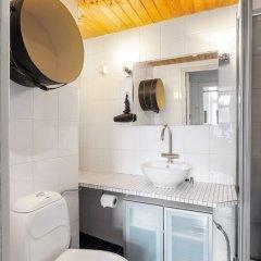 Отель WeHost Eerikinkatu 48 Финляндия, Хельсинки - отзывы, цены и фото номеров - забронировать отель WeHost Eerikinkatu 48 онлайн ванная