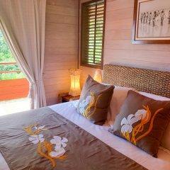 Отель Villa Anuanua - Moorea Папеэте комната для гостей фото 2