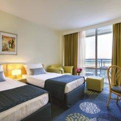 Отель Globus - Half Board Болгария, Солнечный берег - отзывы, цены и фото номеров - забронировать отель Globus - Half Board онлайн комната для гостей фото 2