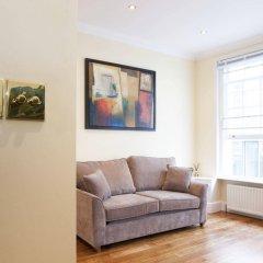 Апартаменты Piccadilly Circus Apartments комната для гостей фото 4