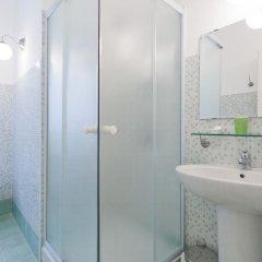 Отель Palermo Central B&B Италия, Палермо - отзывы, цены и фото номеров - забронировать отель Palermo Central B&B онлайн ванная