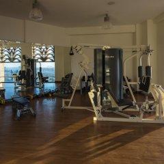 Отель Fraser Suites Dubai фитнесс-зал