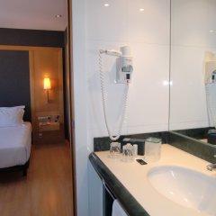 Отель Barcelona Universal Испания, Барселона - 4 отзыва об отеле, цены и фото номеров - забронировать отель Barcelona Universal онлайн ванная