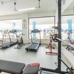 Janelas Do Mar Hotel фитнесс-зал фото 3