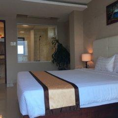 Отель Fairy Bay Hotel Вьетнам, Нячанг - 9 отзывов об отеле, цены и фото номеров - забронировать отель Fairy Bay Hotel онлайн комната для гостей фото 2