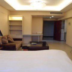 Отель Xiamen Yunshu Hotel Китай, Сямынь - отзывы, цены и фото номеров - забронировать отель Xiamen Yunshu Hotel онлайн комната для гостей фото 4