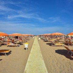 Hotel Radar пляж фото 2