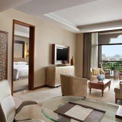 Отель Sheraton Qingyuan Lion Lake Resort комната для гостей фото 3
