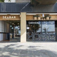 Отель Safestay Barcelona Sea вид на фасад