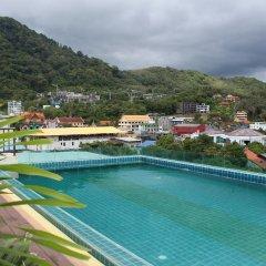 Отель Fulla Place бассейн