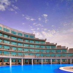 Отель Ramada Baku Азербайджан, Баку - 2 отзыва об отеле, цены и фото номеров - забронировать отель Ramada Baku онлайн балкон