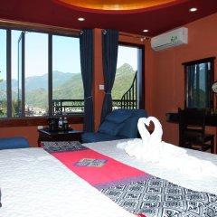 Sapa House Hotel комната для гостей фото 4