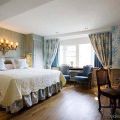 Отель Relais Bourgondisch Cruyce, A Luxe Worldwide Hotel Бельгия, Брюгге - отзывы, цены и фото номеров - забронировать отель Relais Bourgondisch Cruyce, A Luxe Worldwide Hotel онлайн комната для гостей фото 5