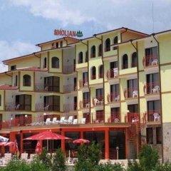 Отель Smolyan Болгария, Солнечный берег - отзывы, цены и фото номеров - забронировать отель Smolyan онлайн вид на фасад