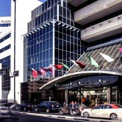 Отель Crowne Plaza Dubai Deira городской автобус