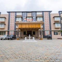 Отель The G Mount Valley Resort & Spa парковка