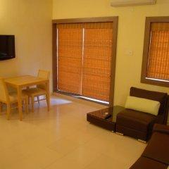 Отель Sandalwood Hotel & Retreat Индия, Гоа - отзывы, цены и фото номеров - забронировать отель Sandalwood Hotel & Retreat онлайн комната для гостей фото 2