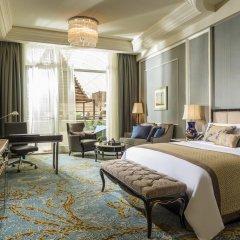 Отель InterContinental Chengdu Global Center комната для гостей