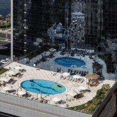 Отель Hilton Sharjah ОАЭ, Шарджа - 10 отзывов об отеле, цены и фото номеров - забронировать отель Hilton Sharjah онлайн бассейн фото 2
